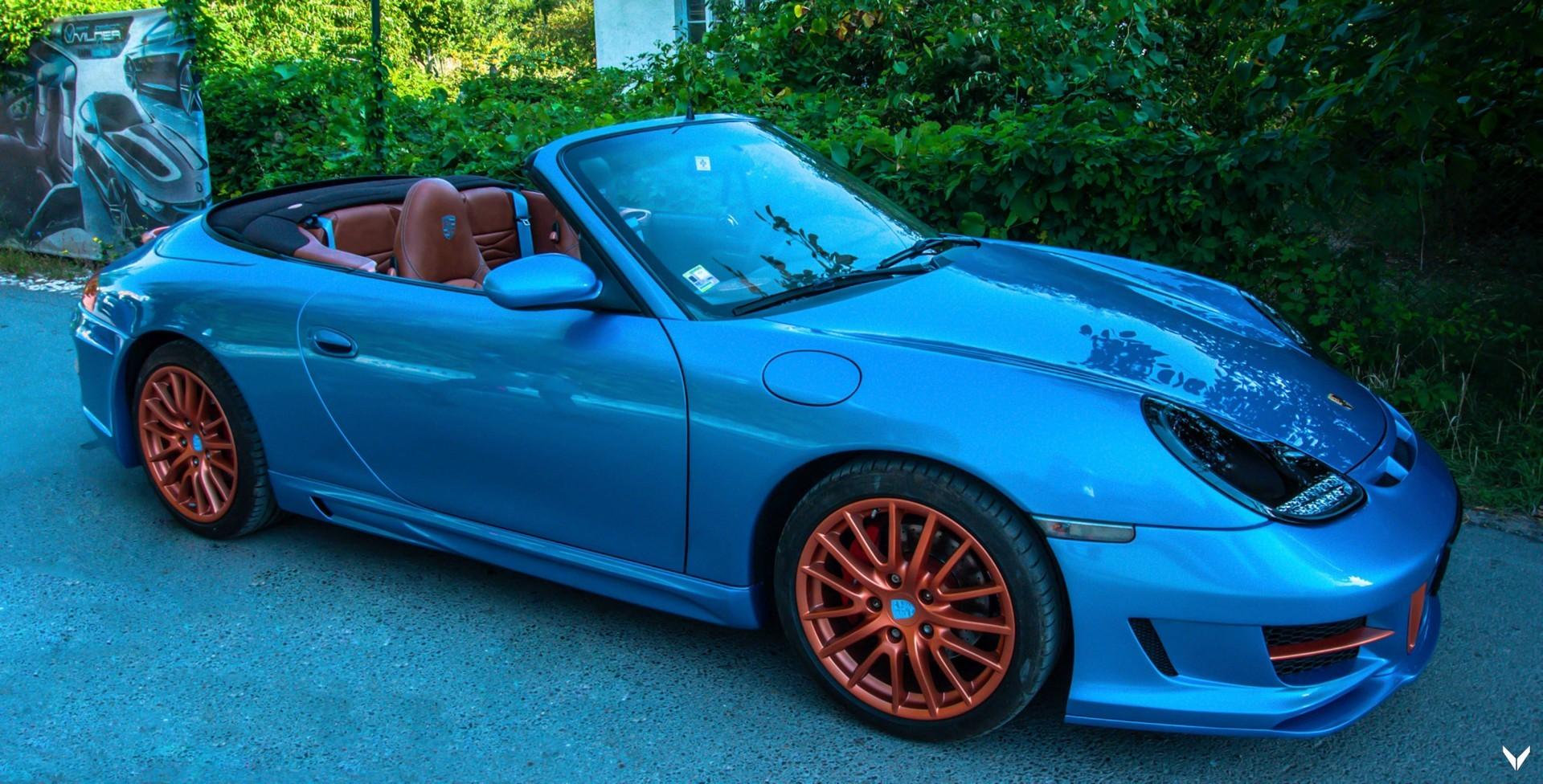 Vilner Porsche 911 Carrera Cabriolet 2020