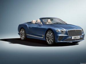 Bentley Continental GT Mulliner Convertible 2020