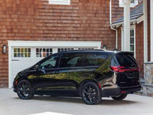 Chrysler Pacifica 2021