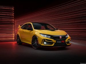 Honda Civic Type R Limited Edition 2021