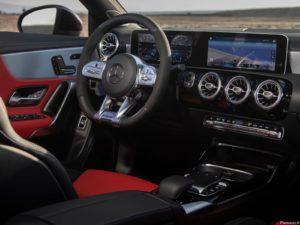 Mercedes-Benz CLA45 AMG 2020