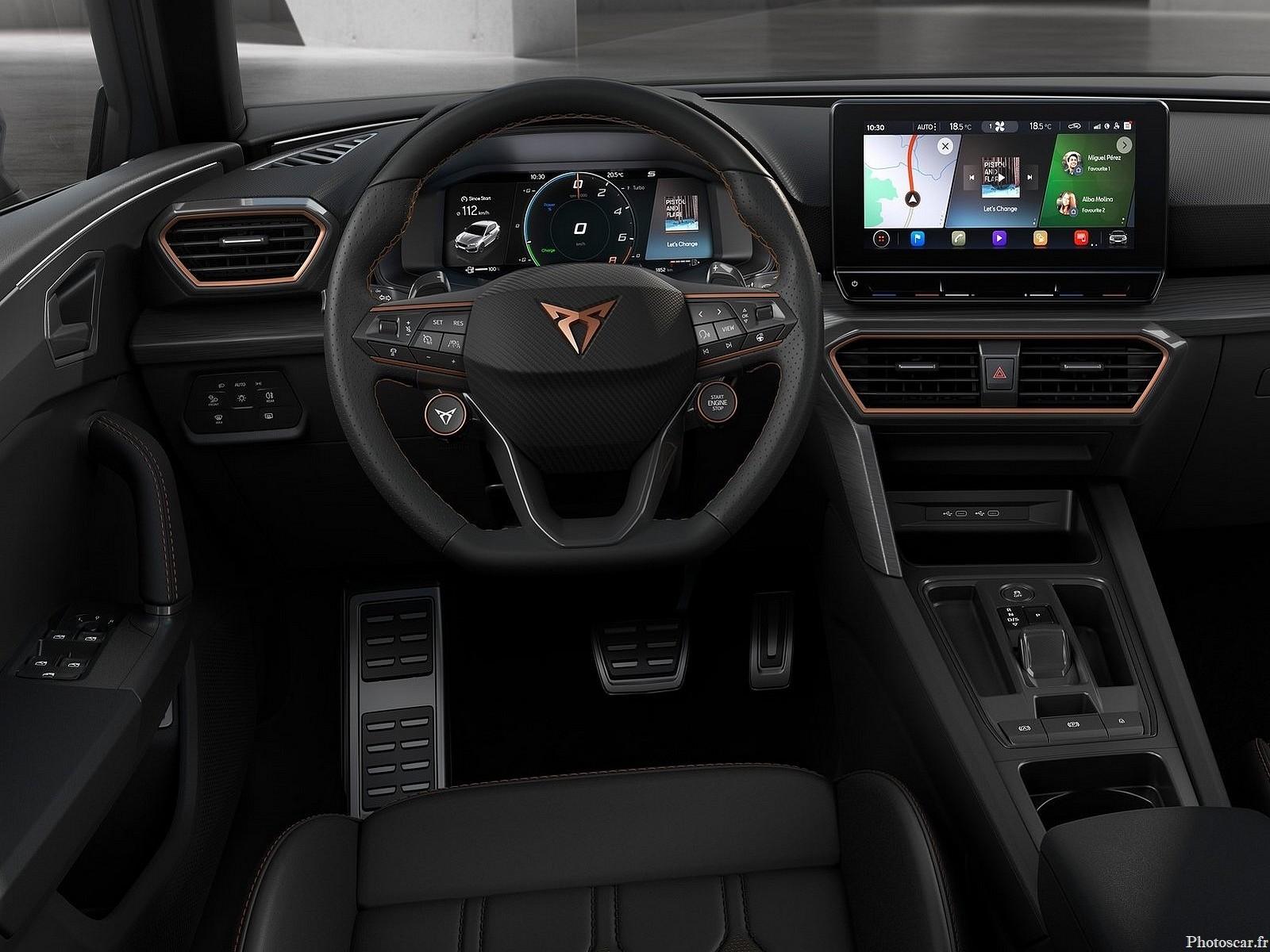 Seat Cupra Leon 2021