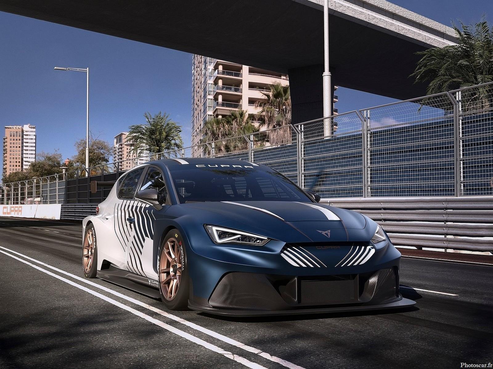 Seat Cupra e-Racer 2021