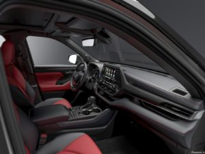 Toyota Highlander XSE 2021