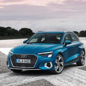 Audi A3 Sportback 2021 – Nouveau look et une nouvelle technologie