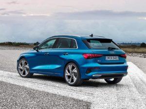 Audi A3 Sportback 2021