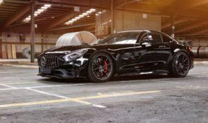 Edo Competition - Mercedes GTR