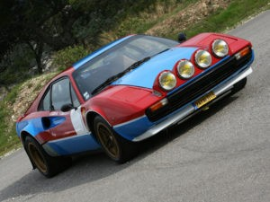 Ferrari 308 GTB Group 4 Michelotto 1978