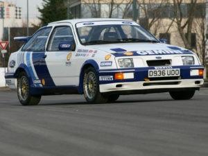 Ford Sierra RS500 Cosworth BTCC 1988