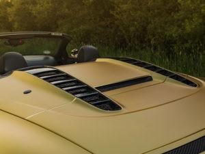 Fostla Audi R8 V10 Spyder Power Spyder 2017