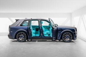 Mansory - Rolls-Royce Cullinan Coastline