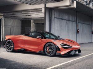 McLaren 765LT 2021
