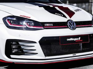 Oettinger Volkswagen Golf GTI TCR Germany Street 2018