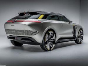 Renault Morphoz Concept 2020