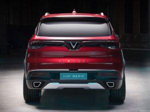 VinFast LUX SA2.0 SUV 2020
