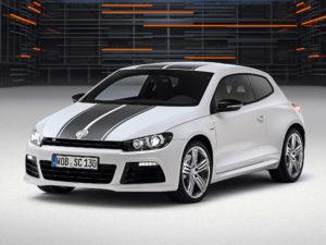 Volkswagen Scirocco R Million 2013
