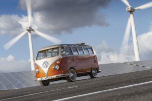 Volkswagen e-bulli Concept 2020