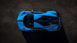 Bugatti Chiron Pur Sport 2020
