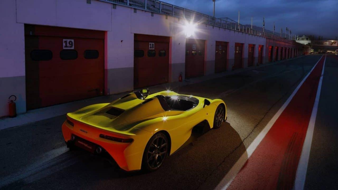 Dallara Stradale 2018