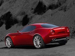 Alfa Romeo 8C Competizione Concept 2004