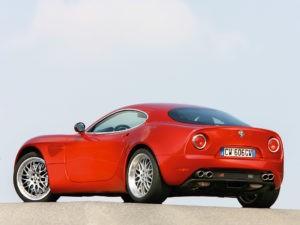 Alfa Romeo 8C Competizione Prototype 2006