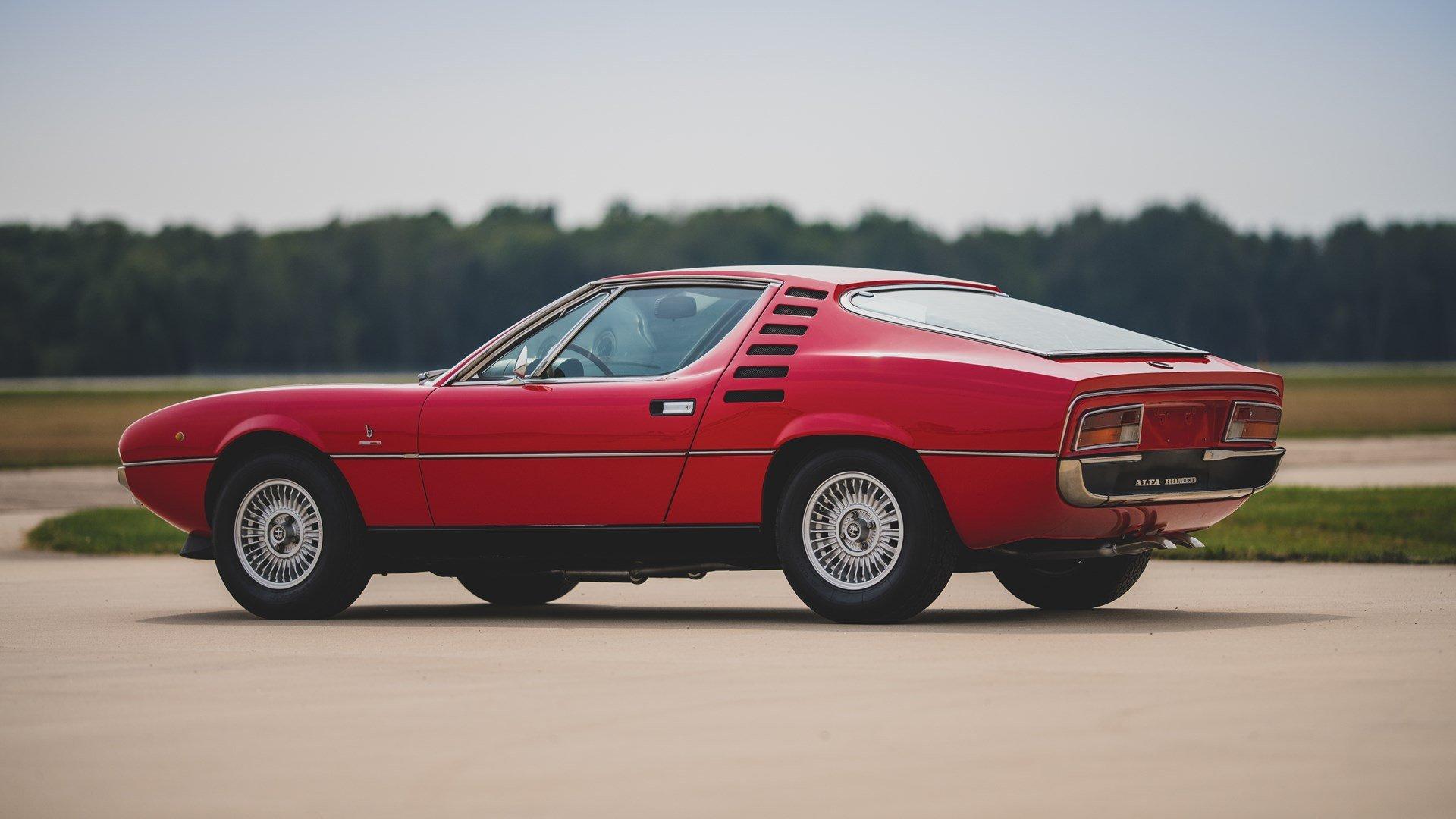 Alfa Romeo Montreal 1971