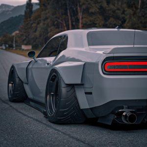 BradBuilds Dodge Challenger SRT