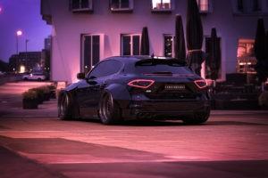 Bradbuilds Maserati Levante