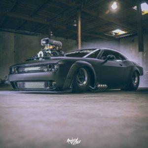 Dodge Demon Gasser