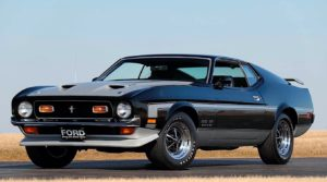 Ford Mustang Boss 351 Fastback 1971