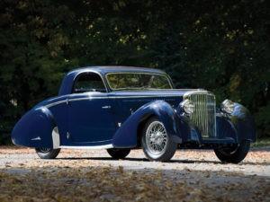 Jaguar SS 100 Coupe Graber 1938