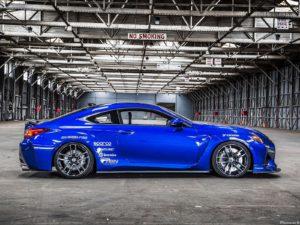 Lexus RC F Gordon Ting 2014