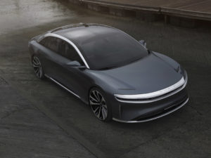 Lucid Air Launch Edition Prototype 2017