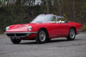 Maserati Mistral 3500 Spider 1965