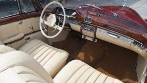 Mercedes 220 SE Cabriolet 1960
