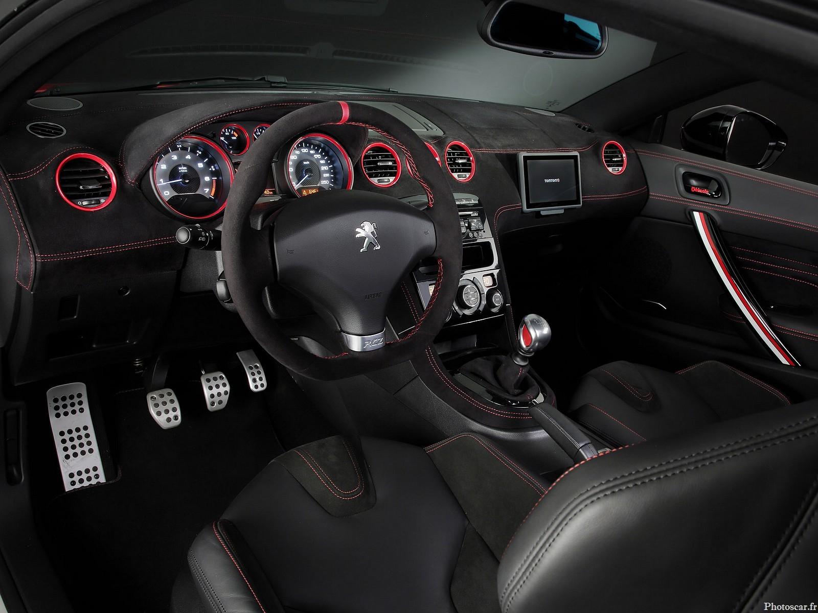 Peugeot RCZ R Bimota 2015