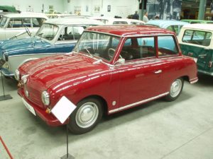 Trabant 500 1954