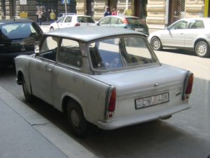 Trabant 601 1963-1989