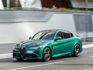 Alfa-Romeo Giulia Quadrifoglio 2020