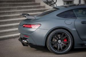 FAB Design AREION Mercedes AMG GT S 2017
