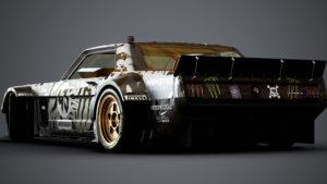 Ford Mustang Hoonicorn Ken Block