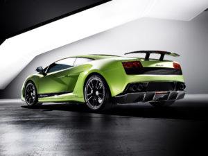 Lamborghini Gallardo LP570-4 Superleggera 2010