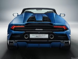 Lamborghini Huracan Evo RWD Spyder 2021