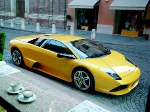 Lamborghini Murcielago LP640 2006