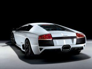 Lamborghini Murcielago LP640 Versace 2007