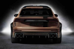 Manhart RQ 900 - Audi RS Q8