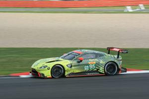 WEC Silverstone 2019 - Aston Martin Vantage AMR - Team Aston Martin Racing