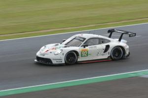 WEC Silverstone 2019 - Porsche 911 RSR 19 - Porsche GT Team