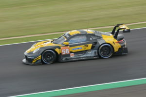 WEC Silverstone 2019 - Porsche 911 RSR - Team Project 1