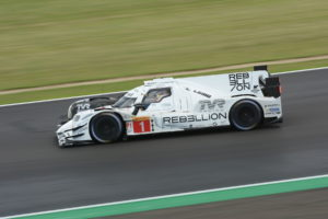 WEC Silverstone 2019 - Rebellion R13-Gibson - Team Rebellion